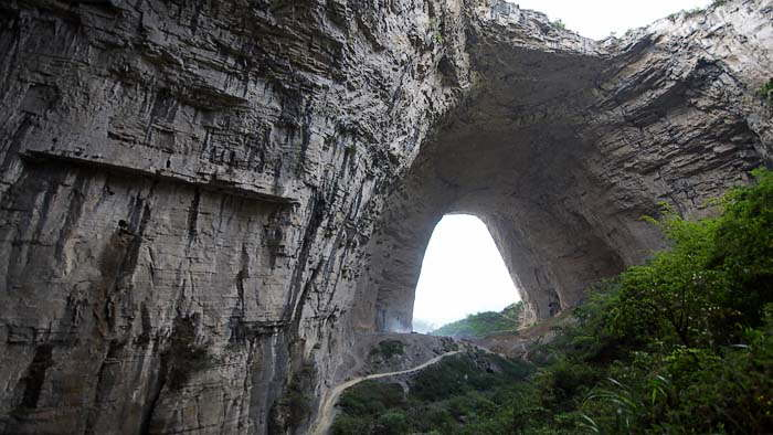 Qingxudong Arch-China