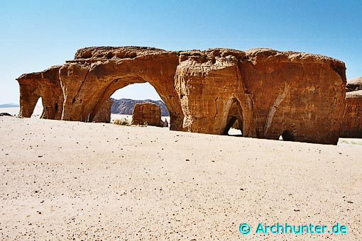 Five Arch Rock-Chad