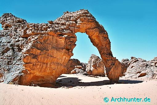 Graceful Arch-Algerien